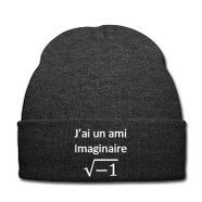 humour maths bonnet casquette