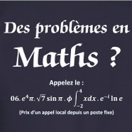 Humour maths, t shirt humour mathématiques