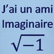 humour maths ami imaginaire
