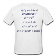 humour maths t shirt humour math matiques. Black Bedroom Furniture Sets. Home Design Ideas